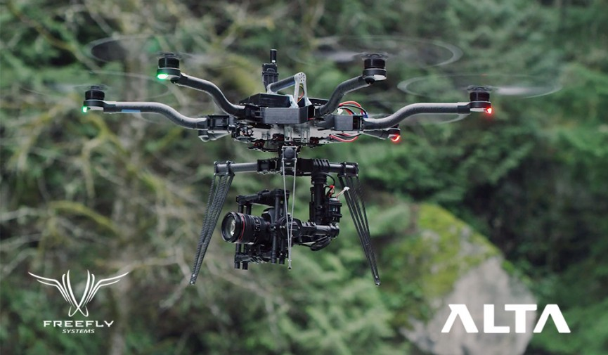 FreeFly Alta For Rental New York