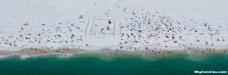 Long Island Beach Aerial