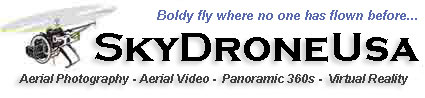SkyCamUsa Remote Controled Helicopter Cinematography